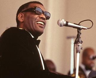 Ray Charles shines a light