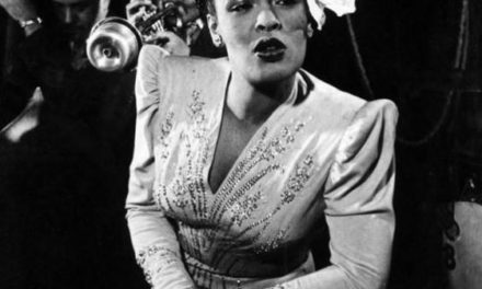 Billie Holiday with the Count Basie Orchestra