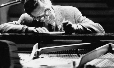 With Gil Evans, 1959
