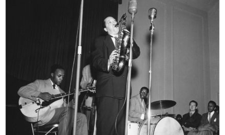 Happy Birthday Lester Young