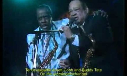 Buddy Tate Day