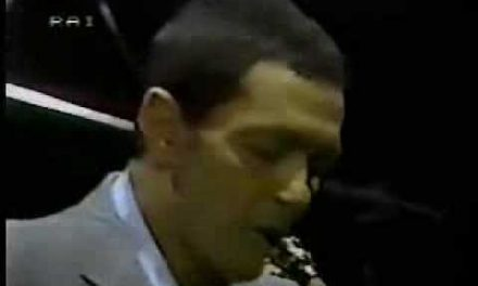 A Medium-Tempo Blues (1981)