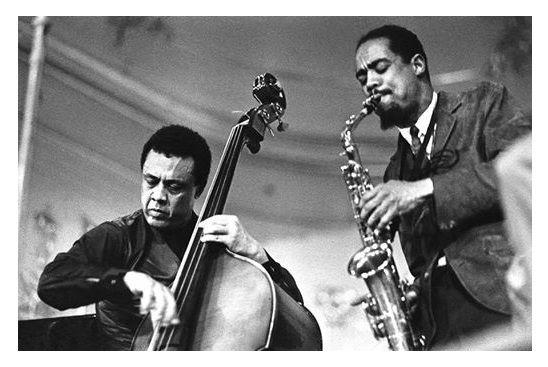 Live With Eric Dolphy – 1964