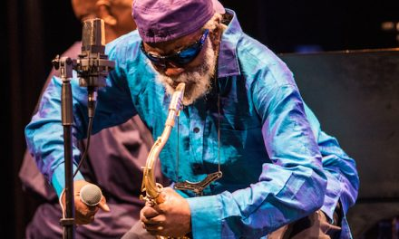 Happy Birthday Pharoah Sanders