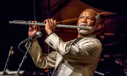 Happy Birthday Hubert Laws
