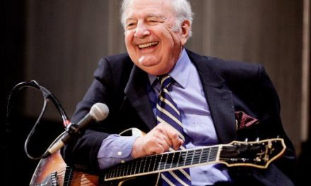 Remembering Bucky Pizzarelli