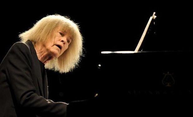 Happy Birthday Carla Bley