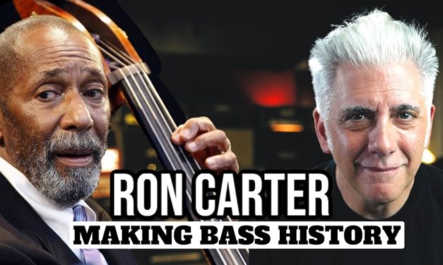 Ron Carter with Rick Beato